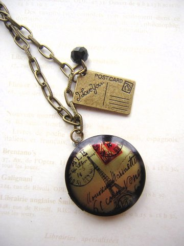 Paris Locket