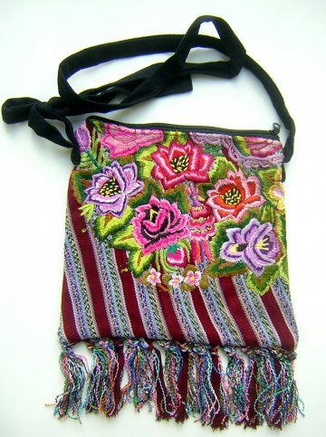 Hip Bag - Patzun Flowers