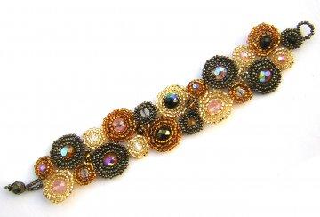 Byzantine Bracelet - Golds