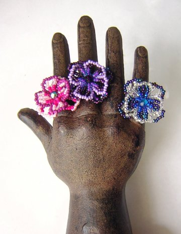 Flower Ring - Assorted