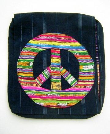 Huipil - Peace  Bag 2