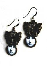 Butterfly Girl Earrings