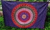 Boho Mandala Tapestry, Tablecloth