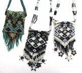 Medicine Bag Necklace - Assorted