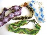 Skinny Woven Bracelets