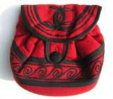 Mont Royal Little Slouch Bag - Red