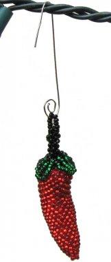 Christmas Ornament - Chili Pepper