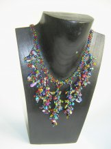 Coral Necklace - Carnival