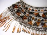 Cleo Collar - Silver, Pewter and Copper