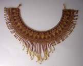 Cleo Collar - Lilac Gold