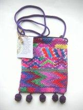 Huipil - Pocket Bag Pattern 14
