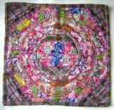 Mayan Huipil Pillow - Zunil Animals ***SOLD***