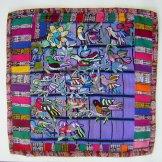Mayan Huipil Pillow - Santiago Birds 2 ***SOLD***