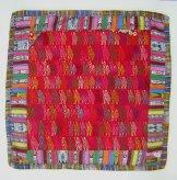 Mayan Huipil Pillow - Bird Pattern 11 ***SOLD***