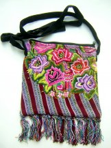 Hip Bag - Patzun Flowers **SOLD**