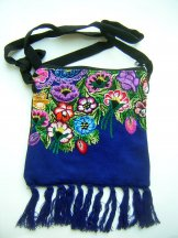 Hip Bag - Blue Flowers ***SOLD**
