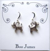 Charm Earrings - Dogs