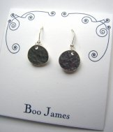 Charm Earrings - Disc