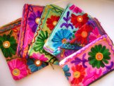 Felt Flower Pouches