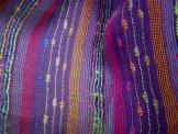 Skinny Scarf - Fiesta - Purple