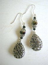 Spanish Filigree Earrings