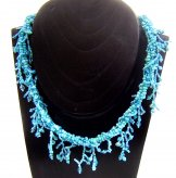 Ivy Necklace - Turquoise
