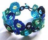 Byzantine Bracelet - Moody Blues
