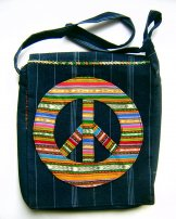 Huipil - Peace Messenger Bag 10