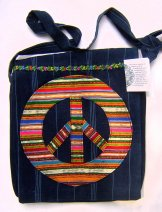 Huipil - Peace Messenger Bag 8