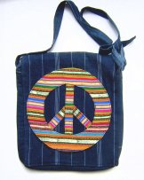 Huipil - Peace Messenger Bag 9