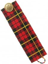 Red Plaid ArtCuff