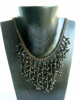 Seaweed Necklace - Assorted Metallics