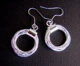 Silver Earring - Rings