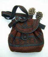 Mont Royal Little Slouch Bag - Coffee