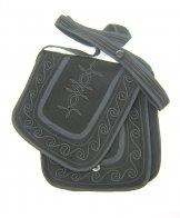 Mont Royal Small Saddle Bag - Black