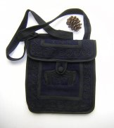 Mont Royal Square Bag - Navy