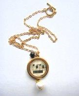 Symphony Necklace - Gold